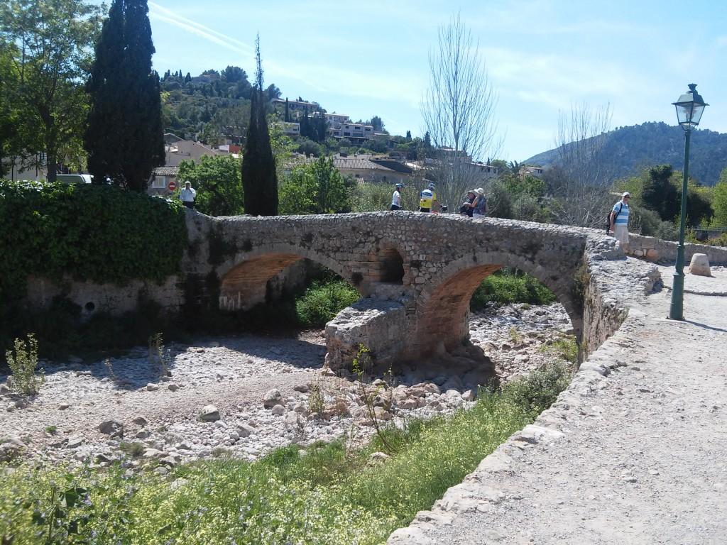 Pont Roma bei Pollenca