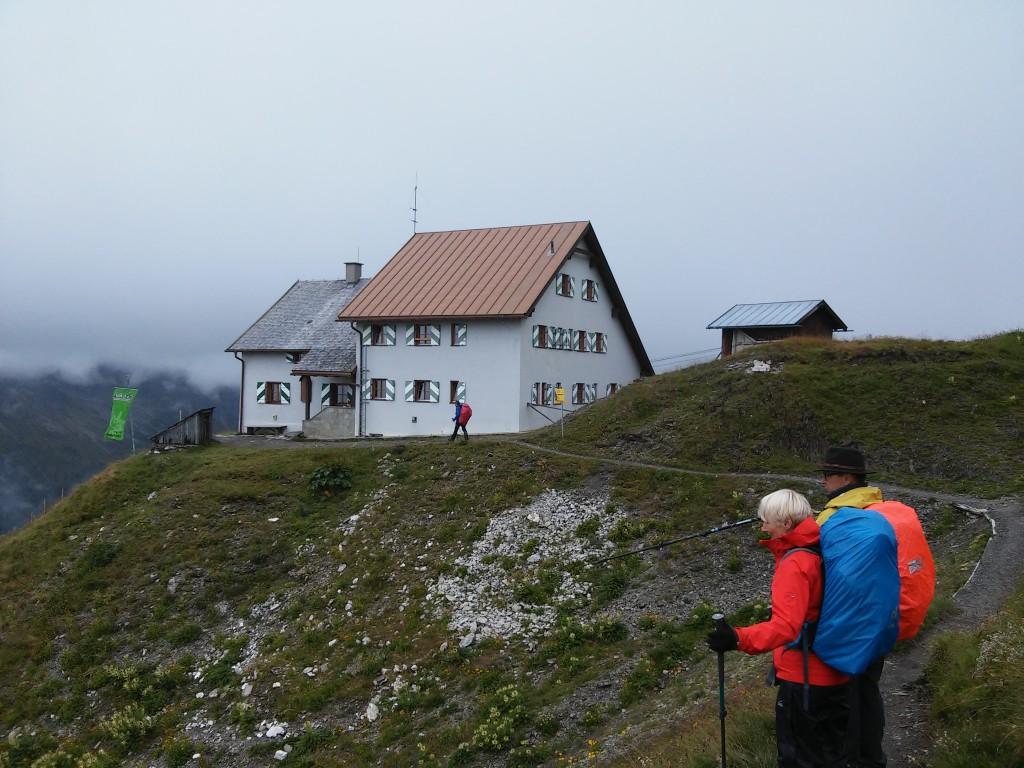 Die Ansbacher Hütte