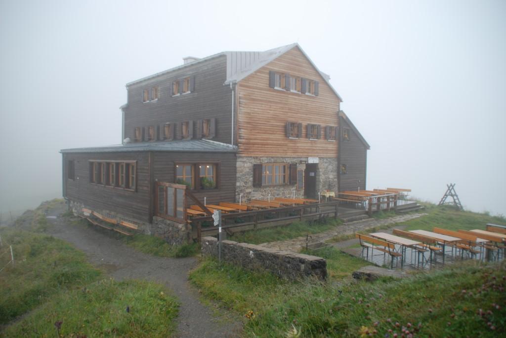 Die Stuttgarter Hütte